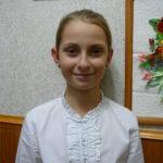Скоробогатова Ангелина вокал, преп. Якимова О.А.