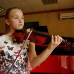 Иванова Мария скрипка, преп. Сосина Л.Г.