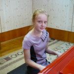 Погосьянц Полина ф-но, преп. Богдан Е.Г.